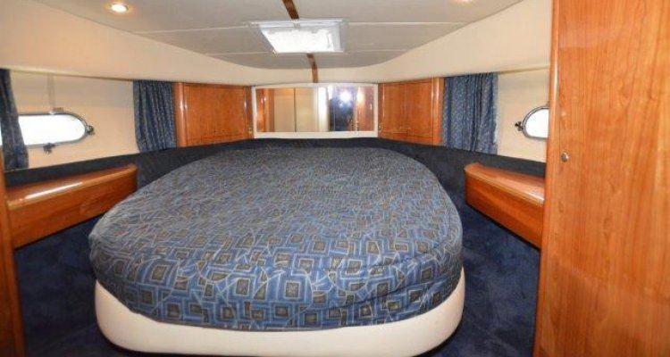 VIP ownerscabin met ensuite badkamer